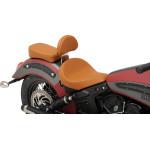 Backrest pads -- INDIAN