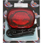 ADD-ON LED TAILIGHTS FOR STREET GLIDES AND ROAD GLIDES