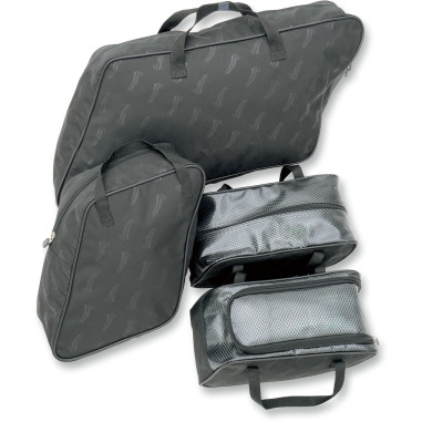 SADDLEBAG PACKING CUBE LINER SET