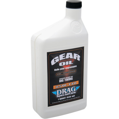 GEAR OIL 85W140DRAG QT-12