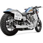 PYTHON 2-INTO-1 HS EXHAUST SYSTEM FOR SOFTAIL SECTION