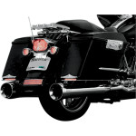 Trident slip-on MUFFLERS FOR TOURING SECTION