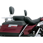 LOWDOWN™ SEATS WITH DRIVER BACKREST