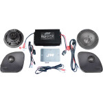 ROKKER 330W 2 SPEAKER AMP INSTALLATION KIT
