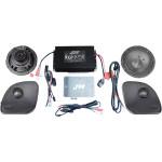 ROKKER® XXR EXTREME 330W 2 SPEAKER AND AMPLIFIER KIT