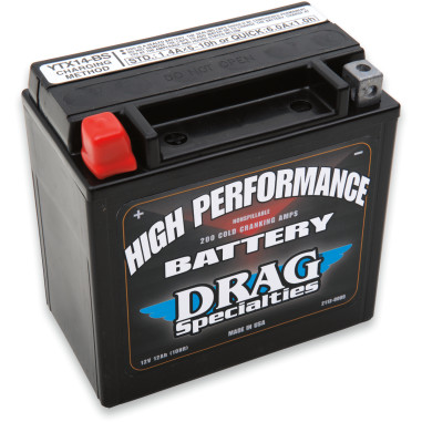 BATTERY DRAG SPEC YTX14