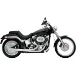 SUPERMEG 2-INTO-1 SYSTEM FOR SOFTAIL