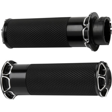 GRIP BEVELLED TBW BLK