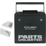 PU FACTORY-ACTIVATED AGM MAINTENANCE FREE BATTERY
