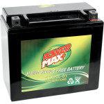 POWER MAX MAINTENANCE-FREE BATTERIES