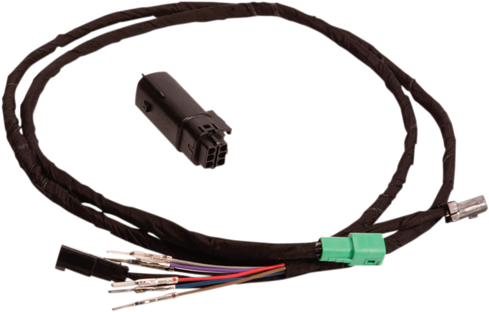 wire harness thr hd early products drag specialties rh dragspecialties com Wiring Specialist Custom Wiring