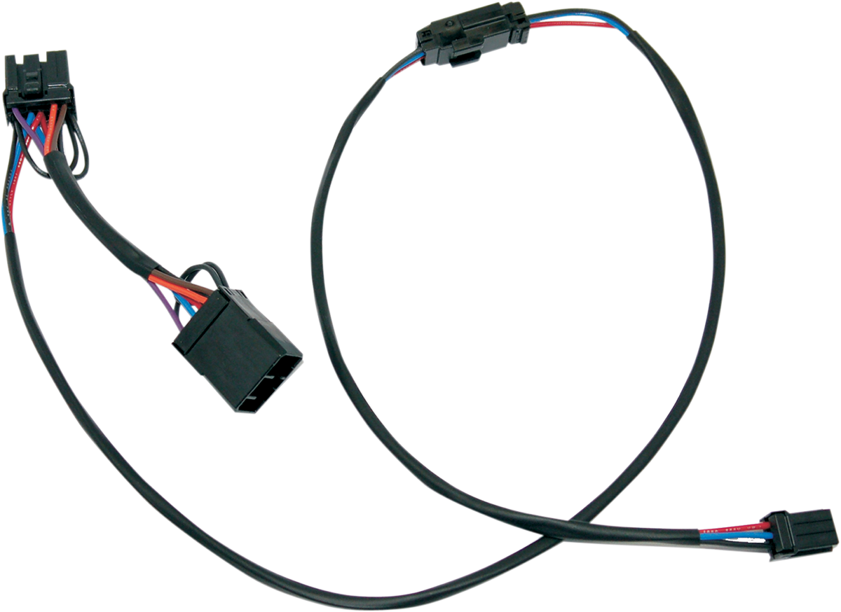 tour pak quick disconnect wiring harness products drag specialties rh dragspecialties com 240SX Wiring 240SX Wiring Harness