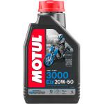 3000 4T MINERAL MOTOR OIL