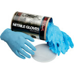 NITRILE MECHANIC GLOVES
