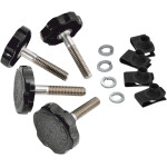 SADDLEBAG FASTENERS