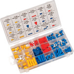 160-PIECE WIRE TERMINAL ASSORTMENT