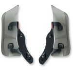 ADJUSTABLE FAIRING AIR DEFLECTORS