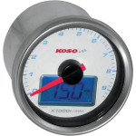 HD-01 ELECTRONIC TACHOMETER WITH OIL PRESSURE GAUGE