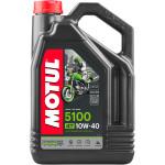 5100 SYNTHETIC BLEND MOTOR OIL