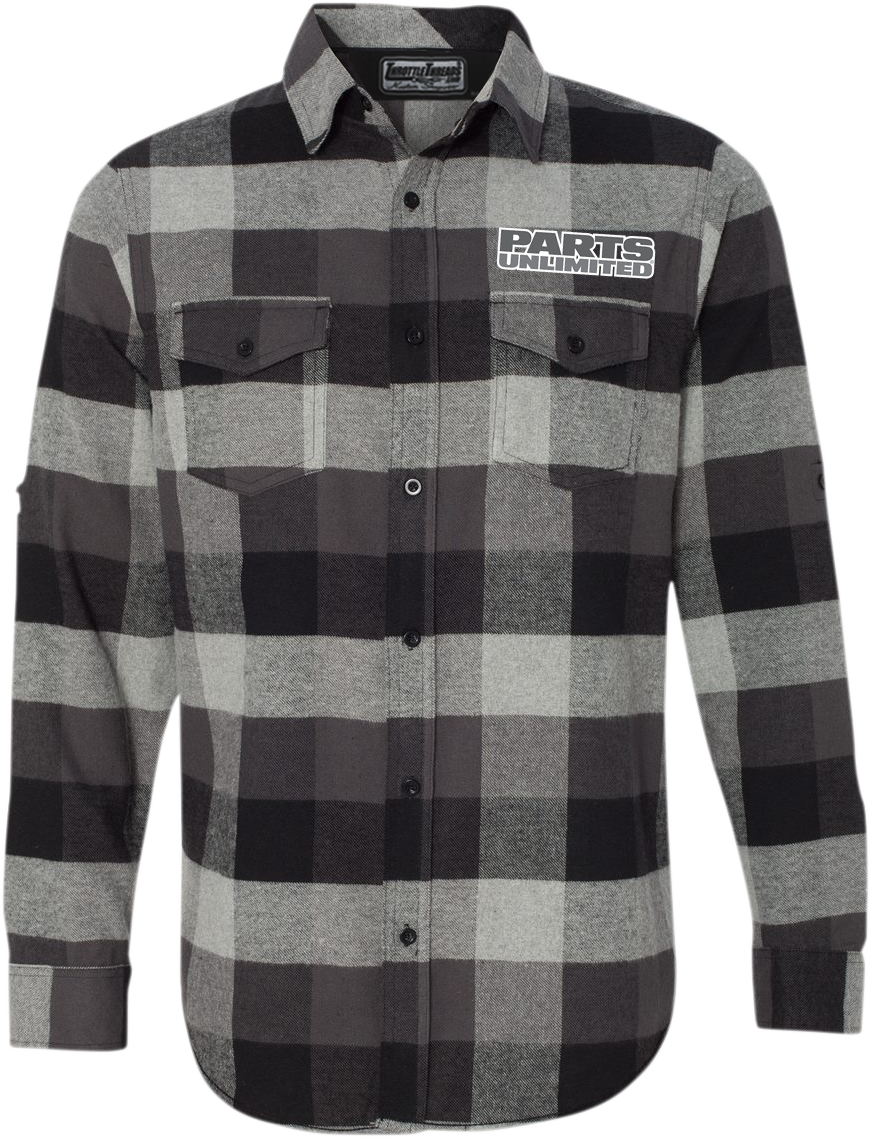Flannel parts check 2x products drag specialties for Types of flannel shirts