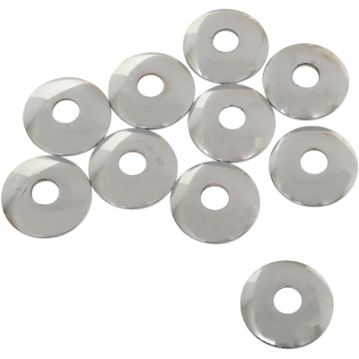 """CHROME CUP WASHER 5/8""""ID 