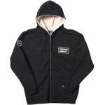 HOODED SHERPA SWEATSHIRTS