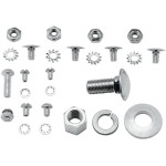 WHEEL HUB OUTER COVER SCREW KIT-KNUCKLE