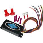 Run, brake and turn signal module, plug-in