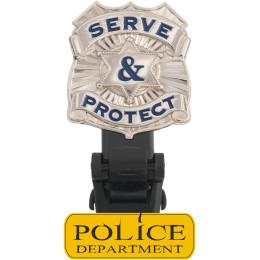 CLIP BOOT STRAP POLICE