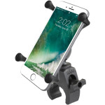 RAM TOUGH-CLAW™​ MOUNT WITH UNIVERSAL X-GRIP®​ LARGE PHONE CRADLE