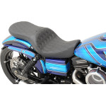 LOW-PROFILE TOURING SEATS WITH DRIVER BACKREST OPTION