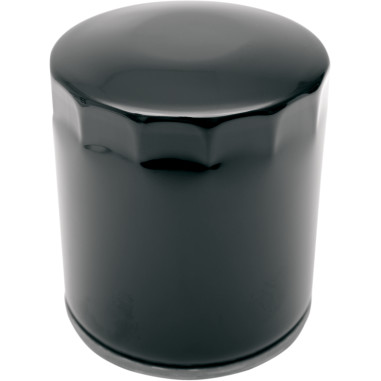 BLK OIL FILTER TWIN CAM