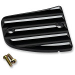 Front brake master cylinder covers for Indian