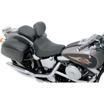 SOLO SEAT WITH OPTIONAL EZ GLIDE BACKREST SYSTEM