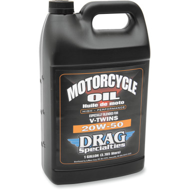 OIL-DRAG 20W50 GAL CS/6