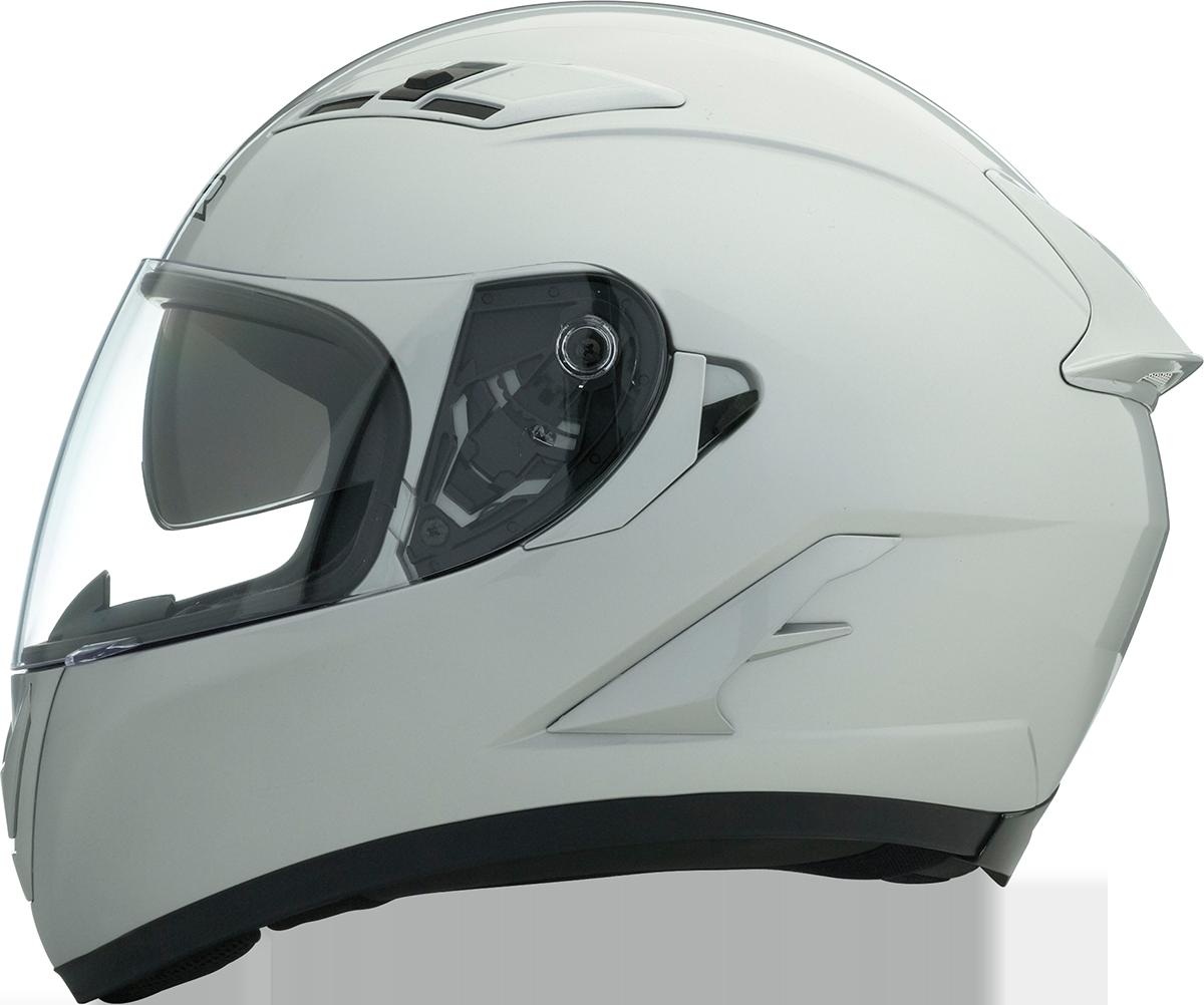 Z1R Unisex Full Face Silver Strike Ops Sv Motorcycle Riding Street Helmet Harley