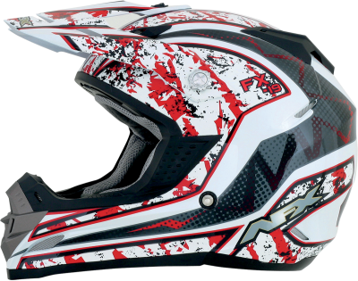AFX HELMET FX19 VIBE RED XS Aftermarket Part