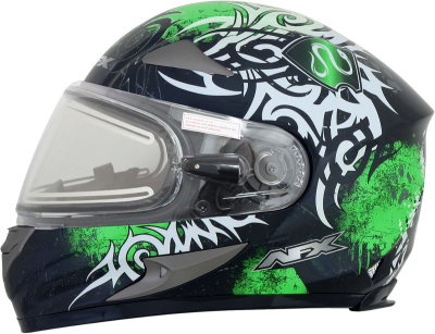 AFX HELMET FX90SE DAN GRN MD Aftermarket Part