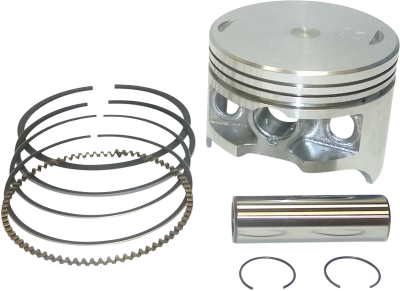 WSM PISTON KIT STD HON 300 Aftermarket Part
