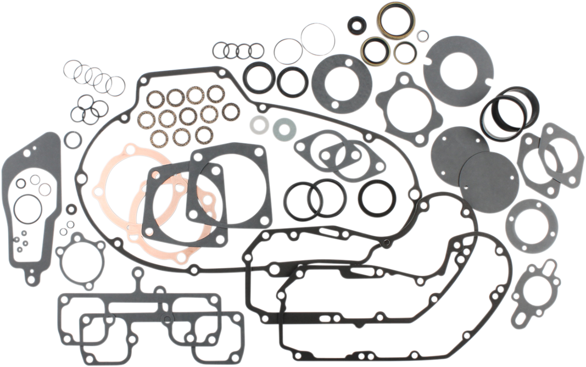 cometic ironhead engine gasket kit 77