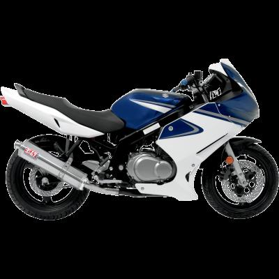 Yoshimura 2005-2010 Suzuki GS500F TRS Slip On Exhaust SS/SS (1150265)