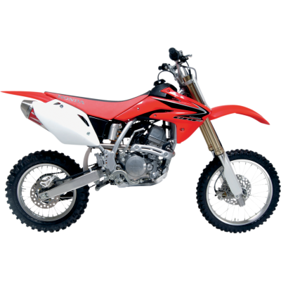 Yoshimura 2007-2014 Honda CRF150R RS2 Full Exhaust System SS / AL (2215503)