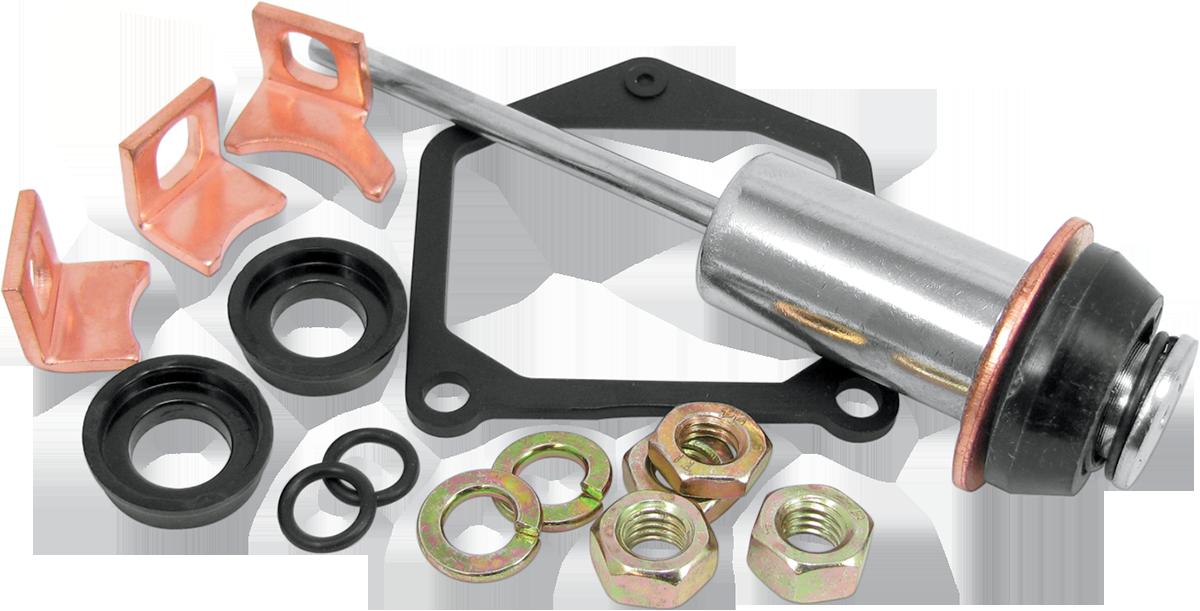 Drag Specialties Motorcycle Solenoid Repair Kit 07-17 Dyna Touring Softail FLSTN