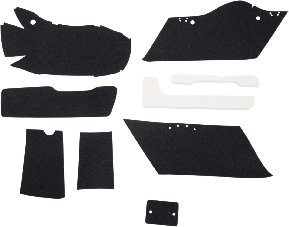 Drag Specialties Hard Saddlebag Liner Lining Kit for 14-18 Harley touring