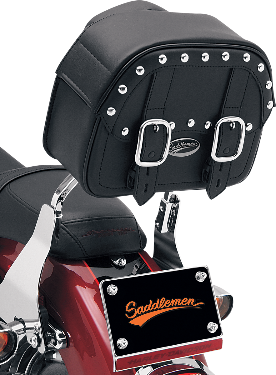 Saddlemen Desperado EX2200S motorcycle sissy bar bag luggage Harley Davidson