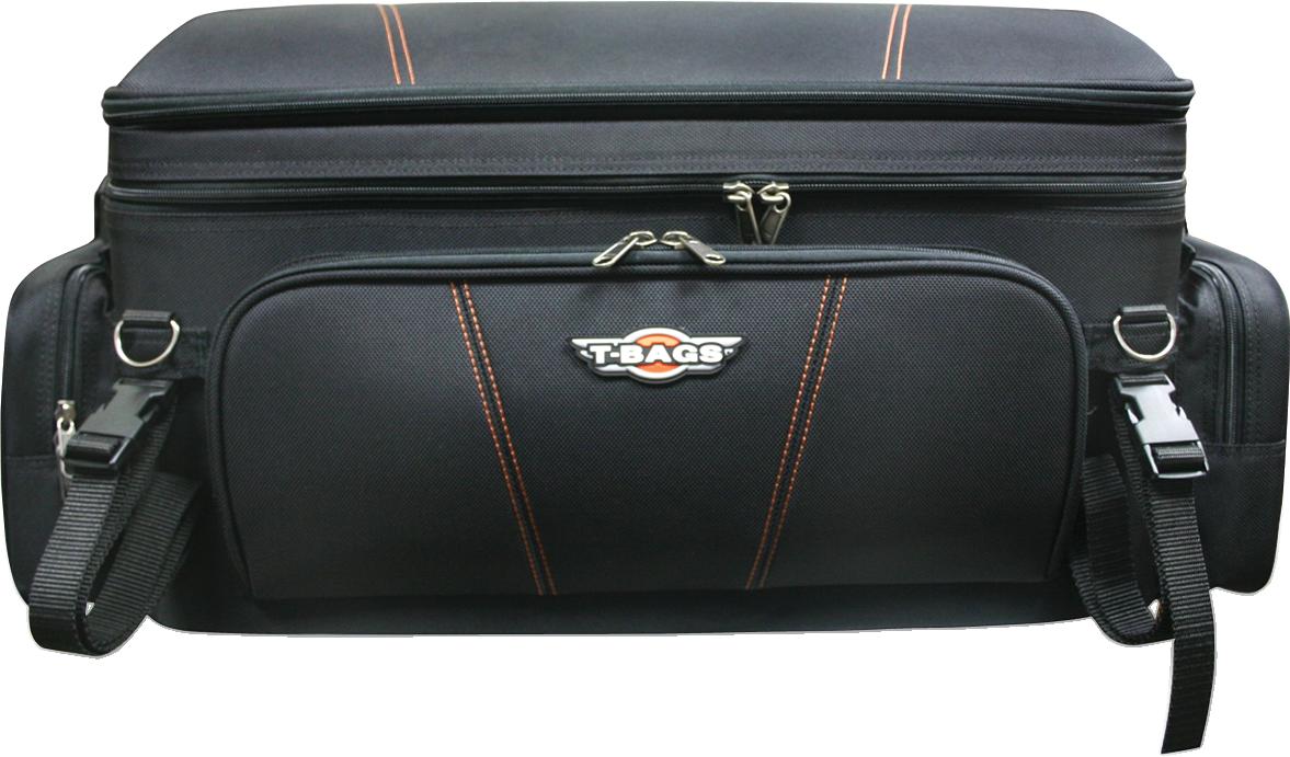 amazoncom ego bike black motorcycle trunk tour pack - 1177×691