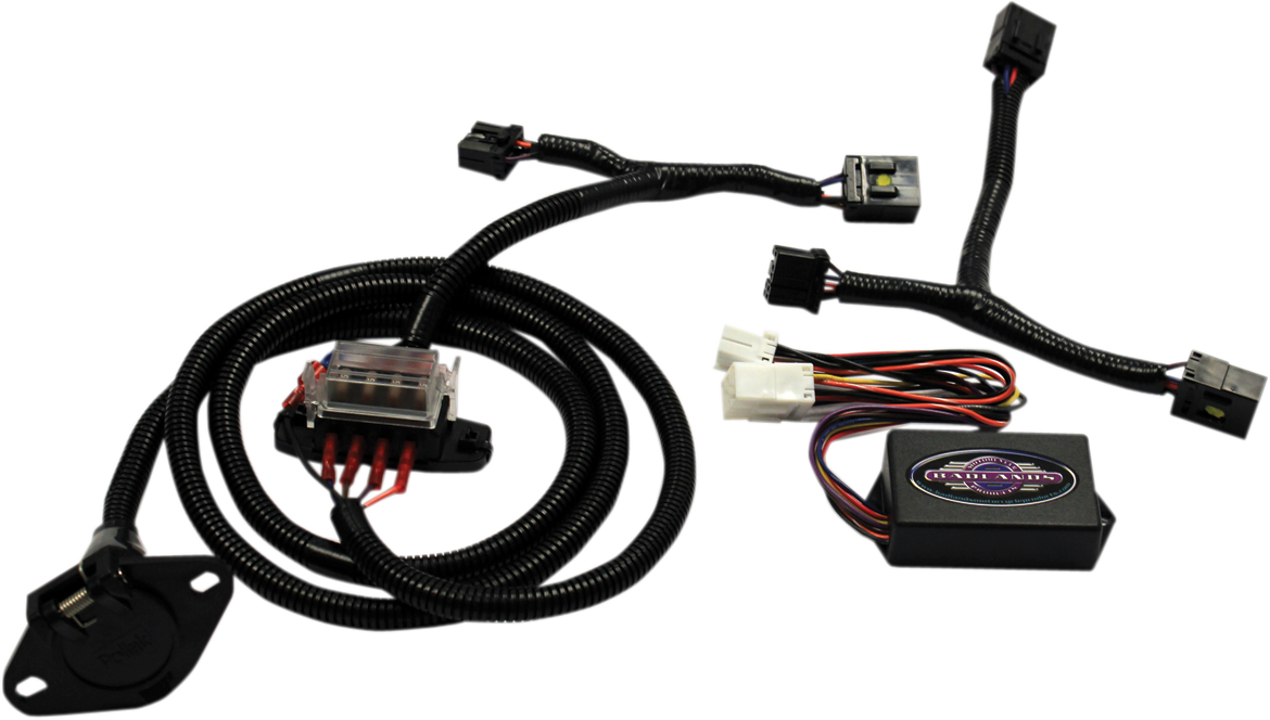 motor trike rear trailer hitch wiring harness 09 13 harley davidson harley-davidson motorcycle wiring diagrams categories alpinestars · apparel · harley davidson