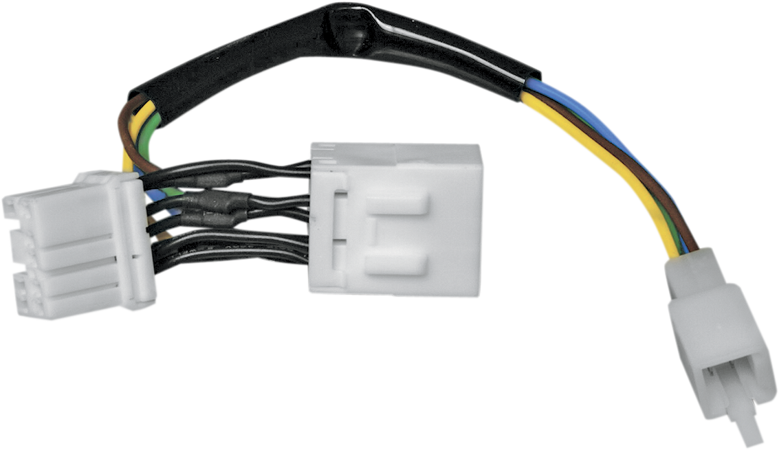 rivco rear trailer wiring sub harness 97 13 harley touring. Black Bedroom Furniture Sets. Home Design Ideas