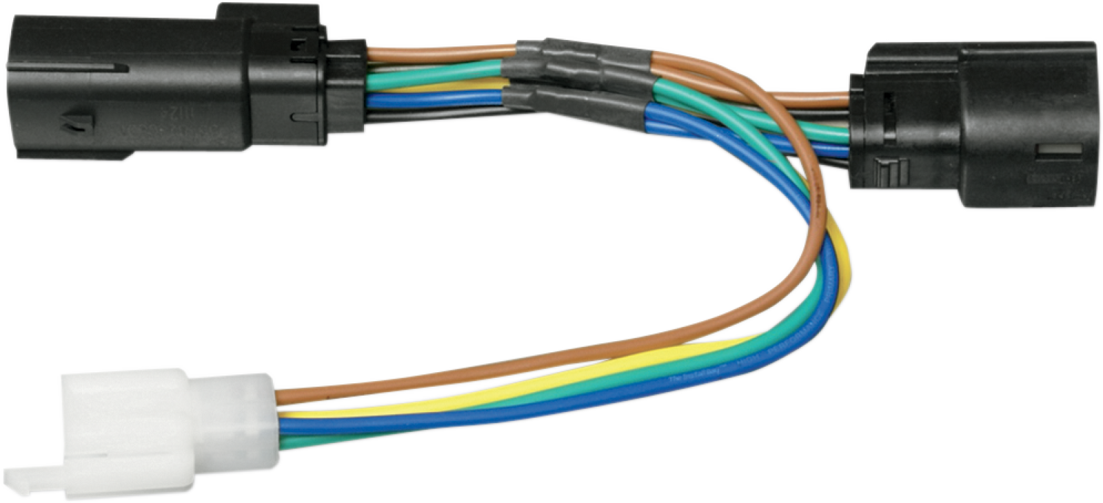 6 Wire Trailer Harness Wiring Diagram Will Be A Thing Motorcycle Rivco Products Pin Molex Sub Clamp
