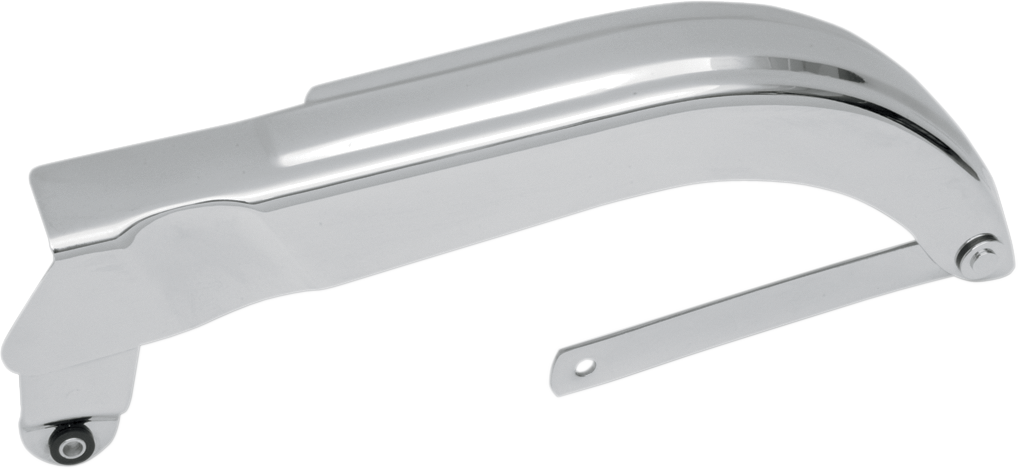 Drag Specialties Chrome Upper Belt Guard for 80-86 Harley Touring FXSB FXWG FLHX